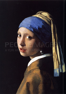 Buy stock photo Cropped shot of famous art