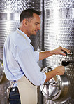 His passion comes through in the quality of his wines