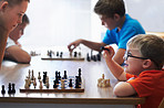 He's going to be a chess champion