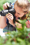 Focusing on nature photography