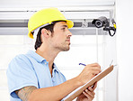 Contracted to secure your home
