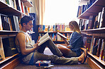 Studying together, but separately