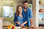 Heart-healthy cooking for two