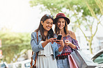 Using a great app to find great deals
