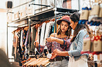 Shopping is an experience best shared