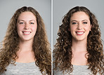 Here's my secret for beautifully defined curls
