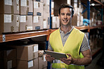 Warehousing inventory? There's an app for that