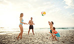 There's nothing more simple and fun as a beach ball