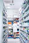 Running a fully serviced pharmacy