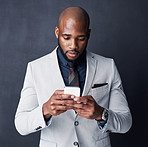 Keeping business close to him with mobile technology
