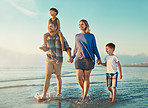 Summer at the beach - The ultimate family friendly vacation