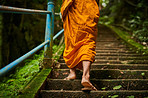 The path to enlightenment has many steps