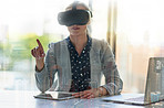 Virtual reality in business is now a reality