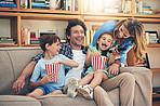 Movie night - The perfect family friendly activity