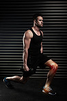 Lunges can put strain on your knees