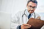 Getting to know his patient through medical records