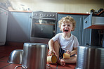 Noise is the sound of fun for kids