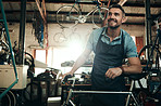 Determined to provide a premium bicycle repair service
