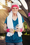Getting old is inevitable, getting fit is a choice