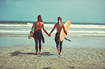 Surfers dating surfers is the ultimate match