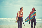 Couples who surf together, stay together