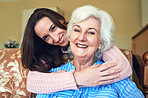Grandmothers are the best friend you can learn from
