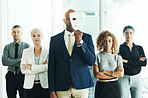 Unmasking business
