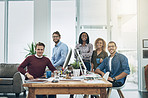 The team that embodies their business's brand