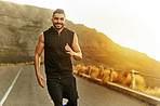 Running is great to boost your mood