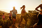 It's a runner's world and we're all living in it