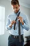 The way to make the perfect tie