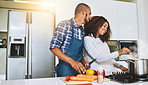 Helping each other cook better