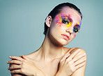 Makeup that goes beyond the norm