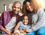 Family puts the happy into a home