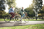 Retirement can be one relaxing ride