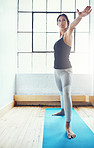 Strengthen and lengthen those muscles through yoga
