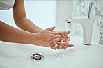 Washing your hands is essential to living a healthy life