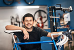 I turned my passion for bikes into a business