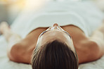 Realign and relax at a beauty spa