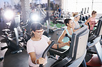 Join a gym for the health of it
