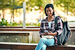 Stay connected, chatting on campus