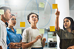 The kind of teamwork that promotes creative thinking