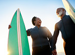 We'll continue surfing through life together and forever