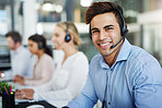 Our contact centre consultants are 100% customer focused