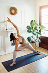 With yoga comes flexibility
