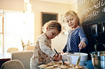 Training to become expert bakers