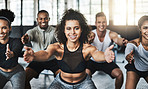 Exercise is too beneficial not to be doing it