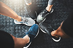 The best workouts happen in the best shoes