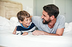 Every Dad becomes his son's best buddy