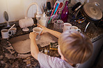 Chores are a vital life skills for kids to learn